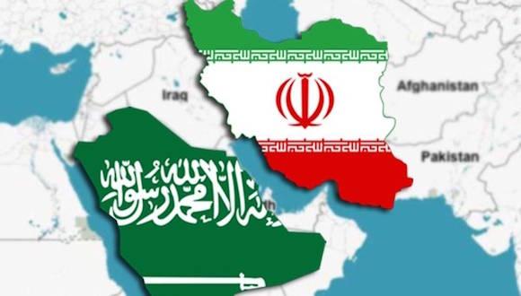 iran arabia saudita
