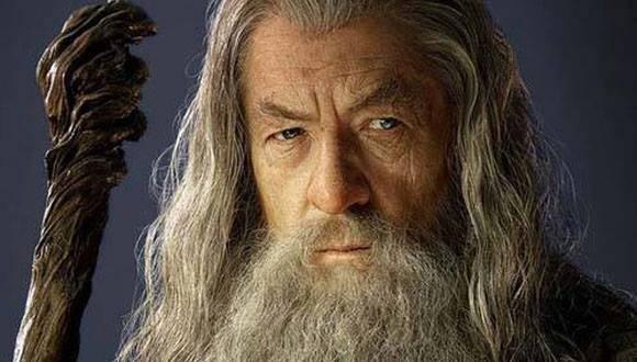 Ian McKellen, el Gandalf de El Señor de los anillos, está en La Habana. Foto: Archivo.