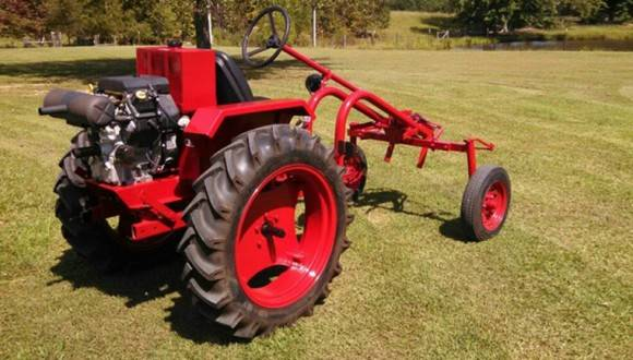 Tractor Oggun