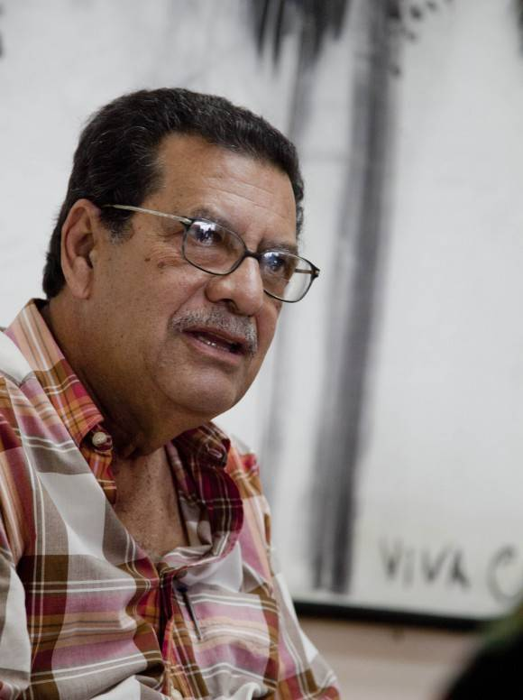 Jesús Arboleya. Foto: Ismael Francisco/ Cubadebate
