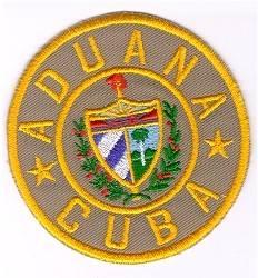 Aduana Cuba Logo