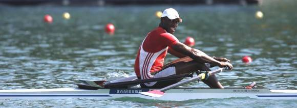 Cuban rower Fournier finishes third in World Cup