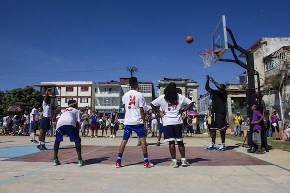 Shaquille O'Neal está en Cuba. Foto: Fernando Medina/ Cachivache Media