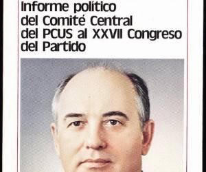 XXVII congreso pcus