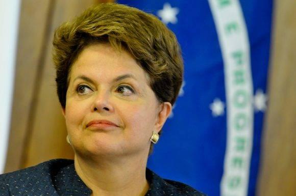 Diolma Rousseff. Foto Archivo.