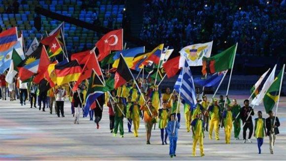 Clausura de Rio 2016. Foto: EFE