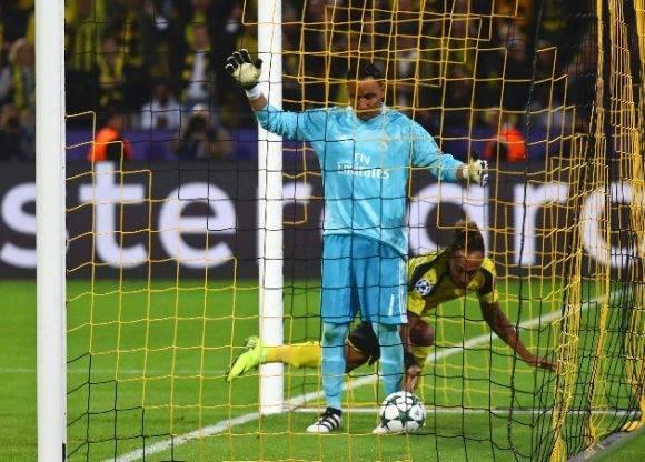 Real Madrid vs Borussia Dortmund en la Champions League (1)