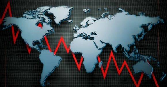 Les pays riches continuent de subir les conséquences du tremblement de terre économique et financière a été la crise de 2008.