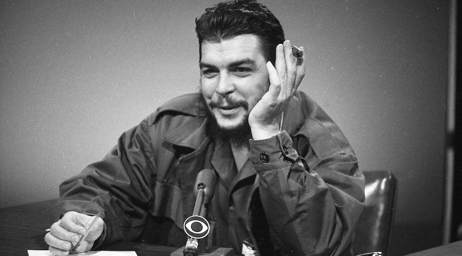 Rescatan histórica entrevista de Ernesto Che Guevara con CBS en 1964 (+ Fotos y Video)