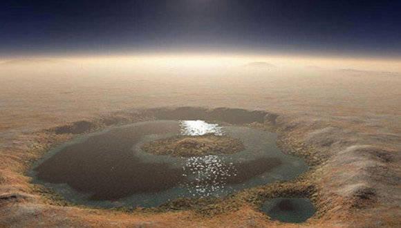 Minerales descubiertos confirman que hubo agua en Marte
