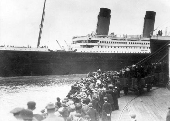 Revelan imgenes inditas del Titanic  Cubadebate