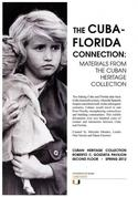 "Cartel de la exposición ""The Cuba-Florida Connection"""