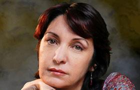 La escritora Daína Chaviano