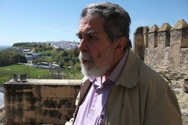 El escritor y periodista Manuel Díaz Martínez