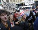 Indignados en Wall Street, New York, Estados Unidos
