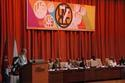 Sexto Congreso de la UNEAC, en esta foto de archivo