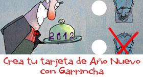 Felicitación Año 2012