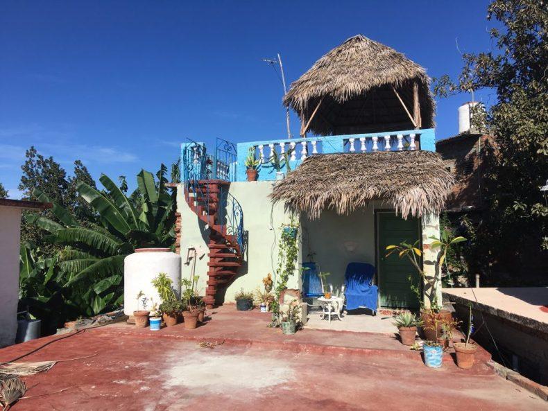 guesthouse in Trinidad Cuba