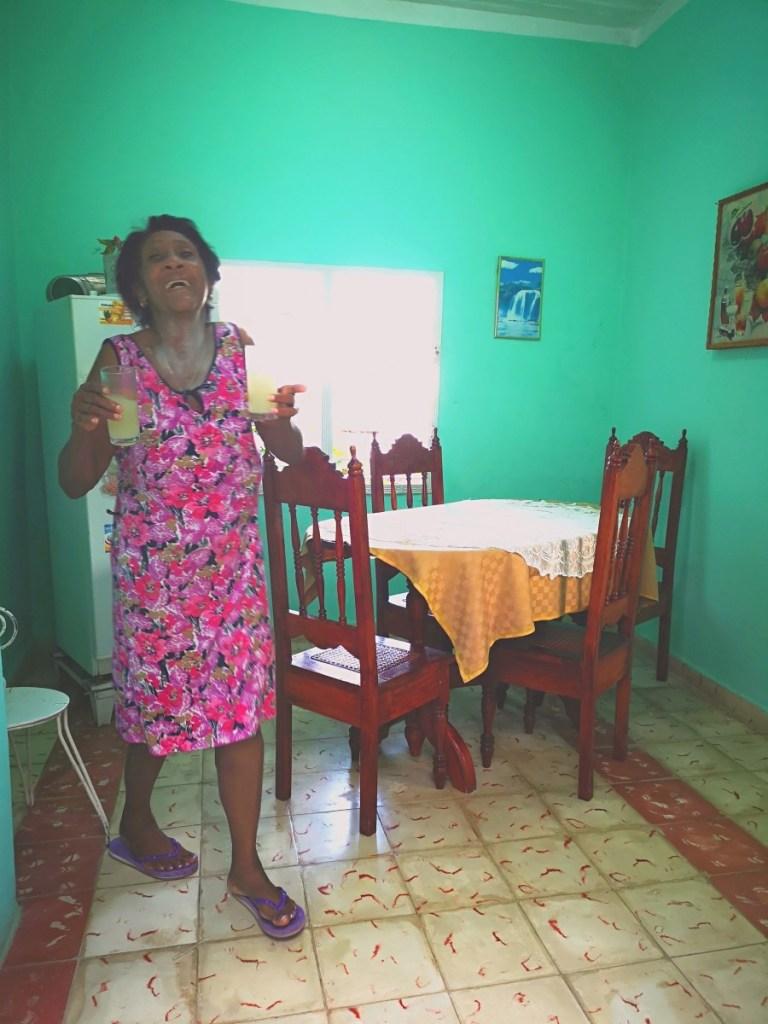 Overnatting Cuba