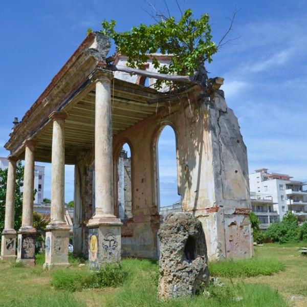 Ruins of Havana
