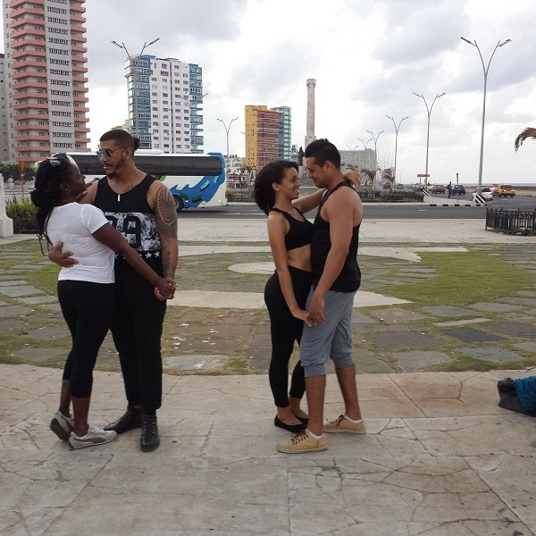 Salsa Lesson Havana