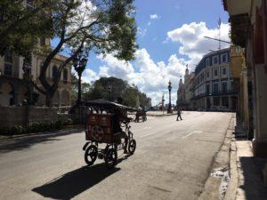 Cuba public transport