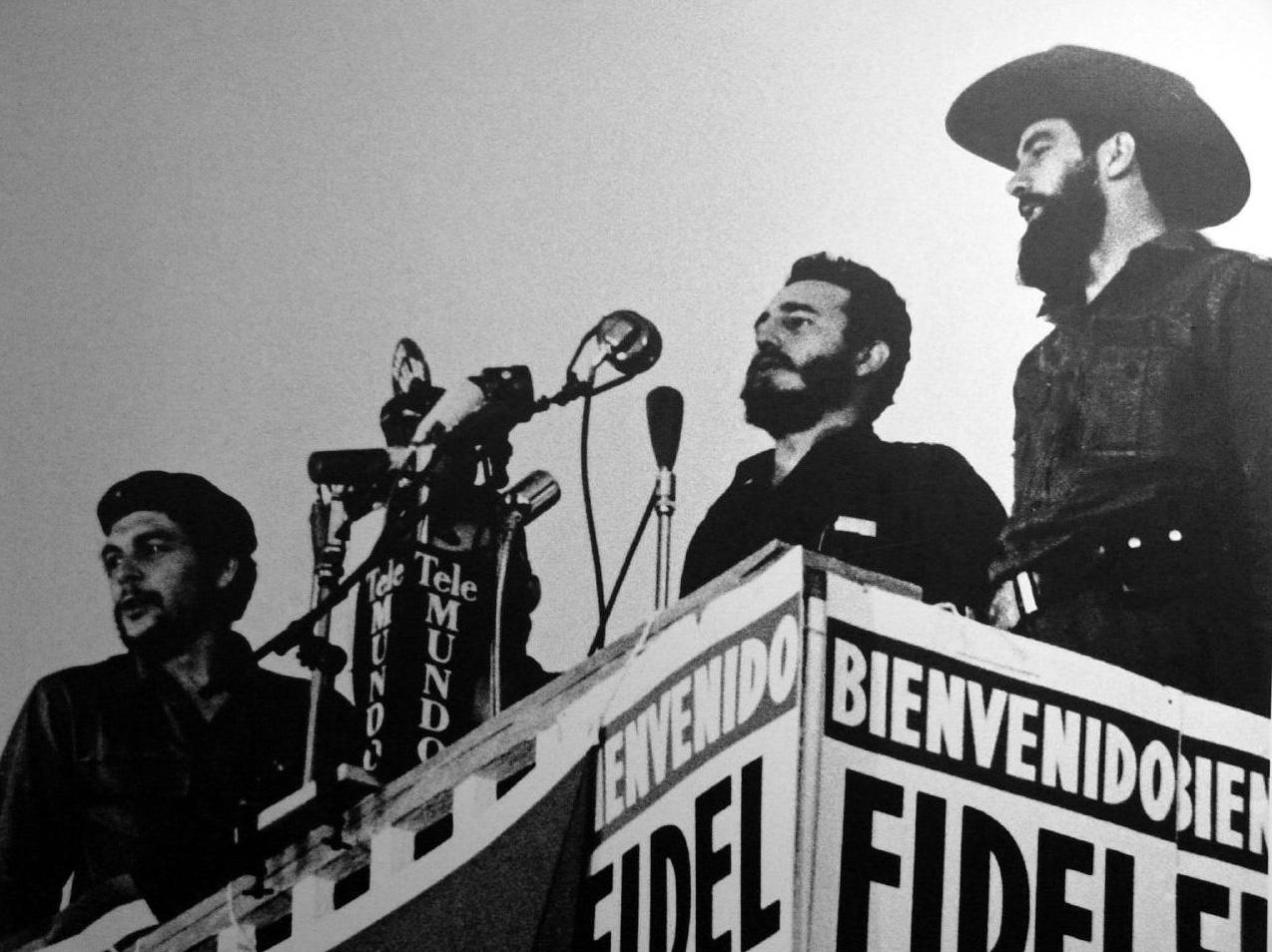 Bildergebnis für fidel camilo y el che