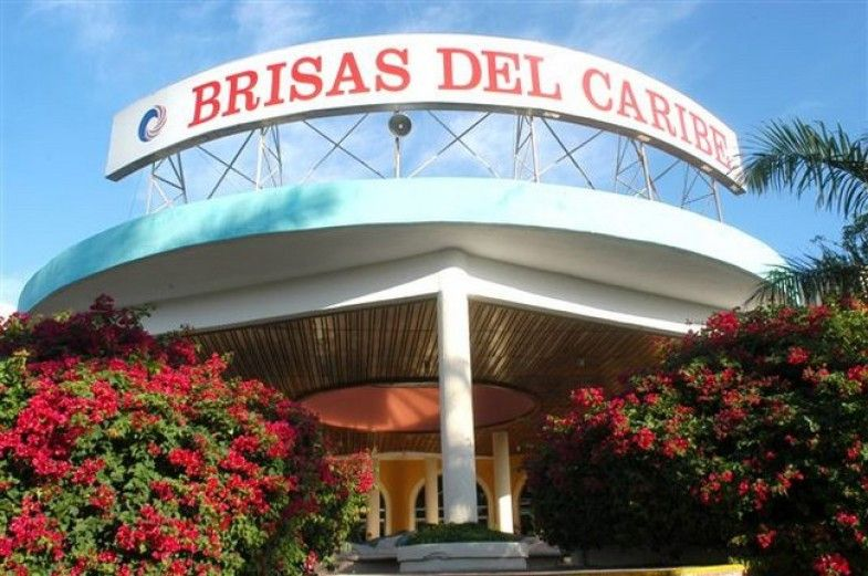 Hotel Brisas del Caribe budget all inclusive resort in