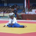 Combate +78kg Idalis Ortiz frente a Ilianis Aguilar (foto de autor)