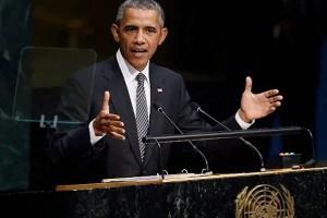 Obama en Naciones Unidas (foto tomada de Internet)