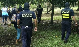 Costa Rica deporta a cubanos que entraron al país ilegalmente (foto tomada de Internet)