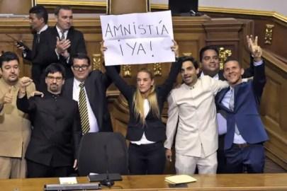 lilian tintori asamblea nacional venezuela