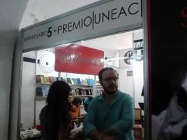 Stand de Ediciones Unión (foto del autor)