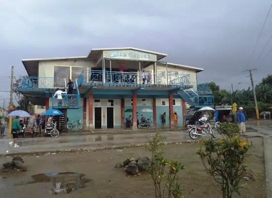 """Mercado """"La Placita"""" en la zona de Pueblo Nuevo (Foto: Ana León)"""