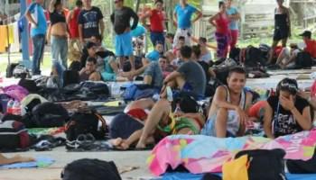 La crisis migratoria no ha terminado (Foto: americateve.com)