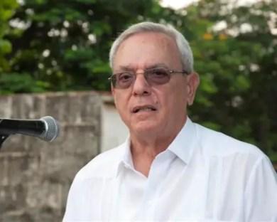 Eusebio Leal (radioreloj.cu)