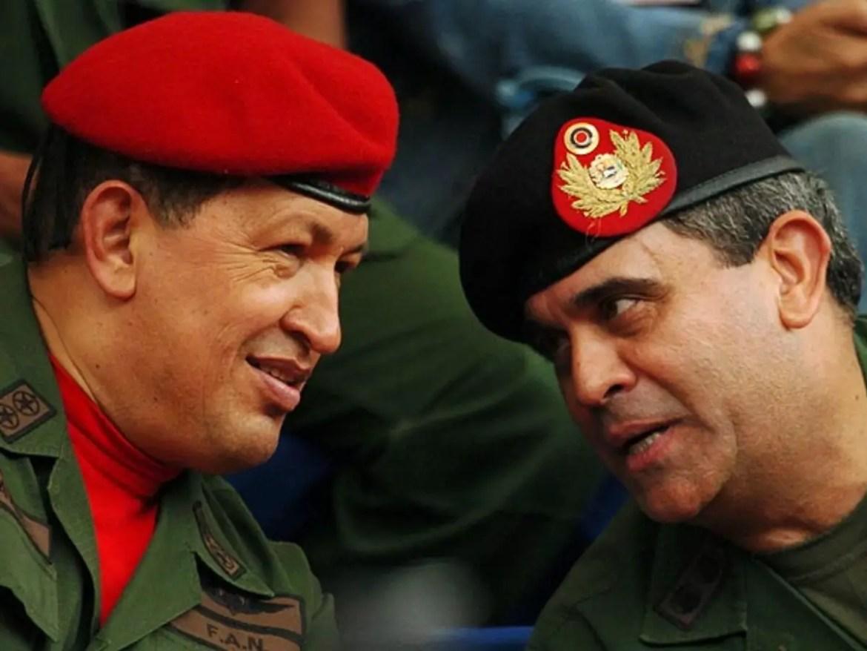 Régimen de Maduro traslada a general Raúl Isaías Baduel al Fuerte Tiuna