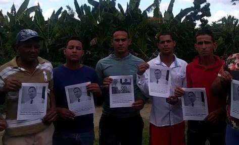 cuba unpacu presos políticos represión disidentes opositores disidencia oposición cubanos cubana cubano ferrer luis ángel leyva