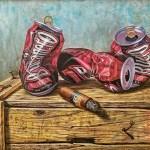 Cuban Cans / Latas Cubanas by Lopez
