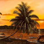 Cuban Sunset / Atardecer cubano by Ponce