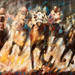Horse Derby / Caballo Derby by Toranso