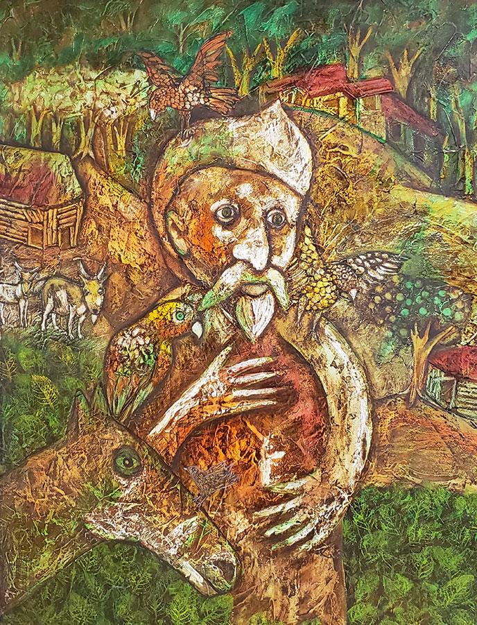 The Farmer / Granjero by Kamilo
