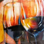 A Toast for Life / Un Brindis por la Vida by Kinderlon
