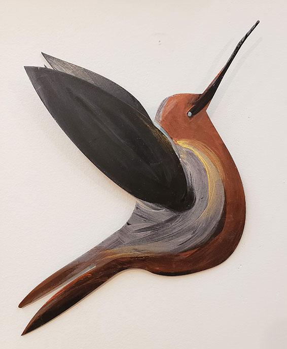 Herson Bird 1 /  by Herson - Israeli Artist