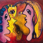 Woman / Mujeres  by Fuster