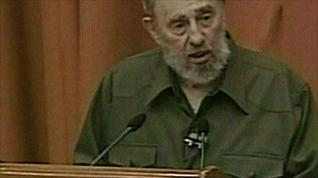 Twitter A (encore) Essayé De Tuer Fidel Castro