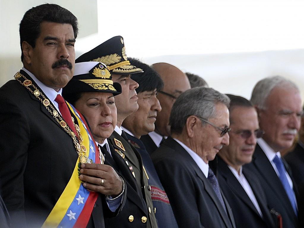 Le Rôle De Cuba Dans La Crise Au Venezuela