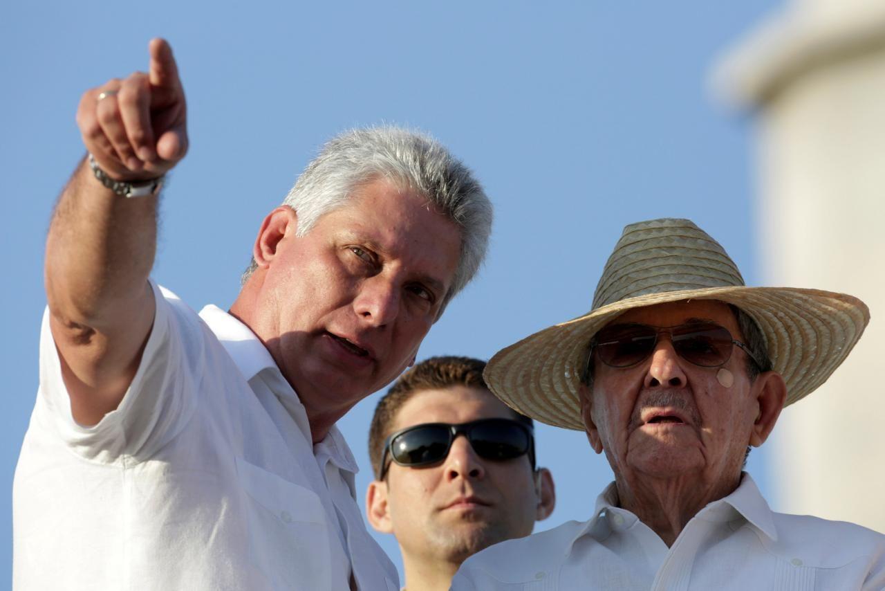 Cuba : Miguel Diaz-Canel Nouveau Président Succède à Raul Castro