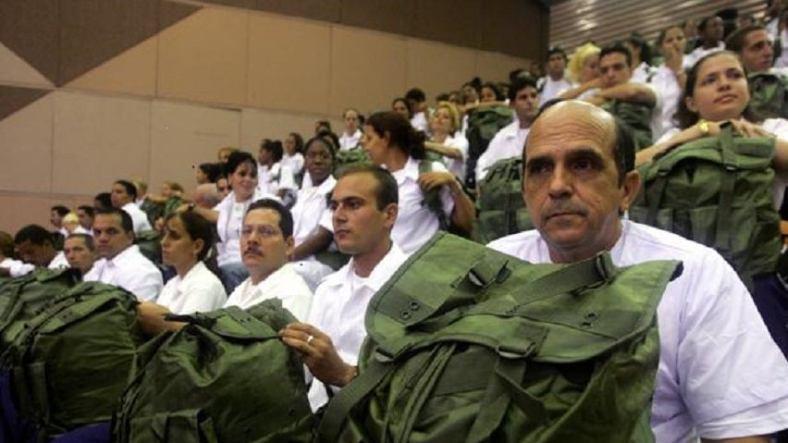 cuba médicos cubanos misión médica