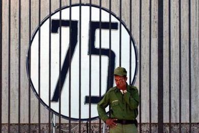 cuba represion primavera negra Grupo de los 75